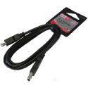 Przewód, kabel USB A-A Wtyk-gniazd A 1,8m przedłużacz