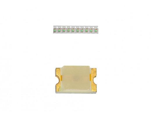 Dioda LED 0805 SMD biała...