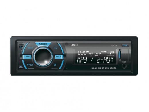 Radioodtwarzacz samochodowy USB/MP3/WMA KD-X30EY JVC