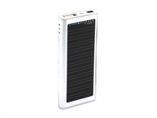 Ogniwo słoneczne 4.5-6V/1A z baterią Li-polimerową 1200mAh SOL20 Velleman