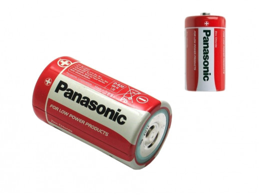 Bateria R-20 Panasonic Standard Power Alkaline