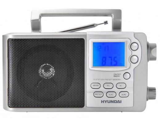 Radio przenośne PR248PLLS...