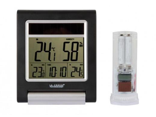 Stacja pogody WS6010 z czujnikiem solarnym