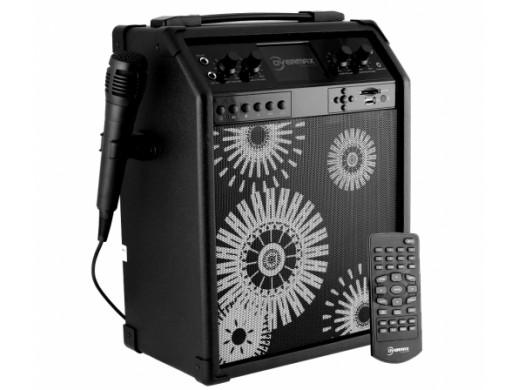 Zestaw karaoke OV-KR-04 USB/MP3 Overmax