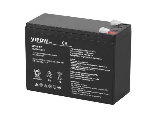 Akumulator żelowy 12V 10Ah...