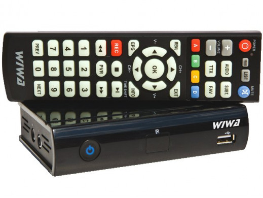 Tuner cyfrowy DVB-T HD-80...