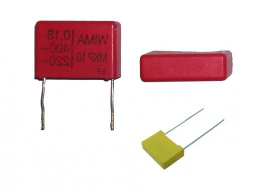 Kondensator MKT 22nF/400v