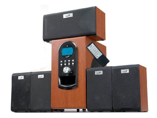 Głośniki komputerowe SW-HF6000 5.1 200W HI-FI