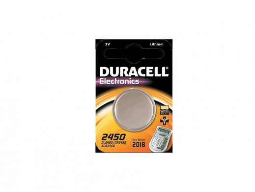 CR2450 1BL DURACELL 3V DL2450