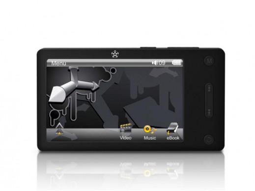 Odtwarzacz MP4 4GB Eon Vector Pentagram