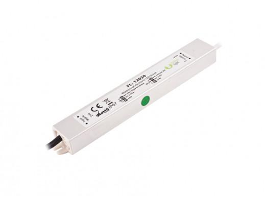 Zasilacz instalacyjny LED 12V 2,5A 30W FL-12030