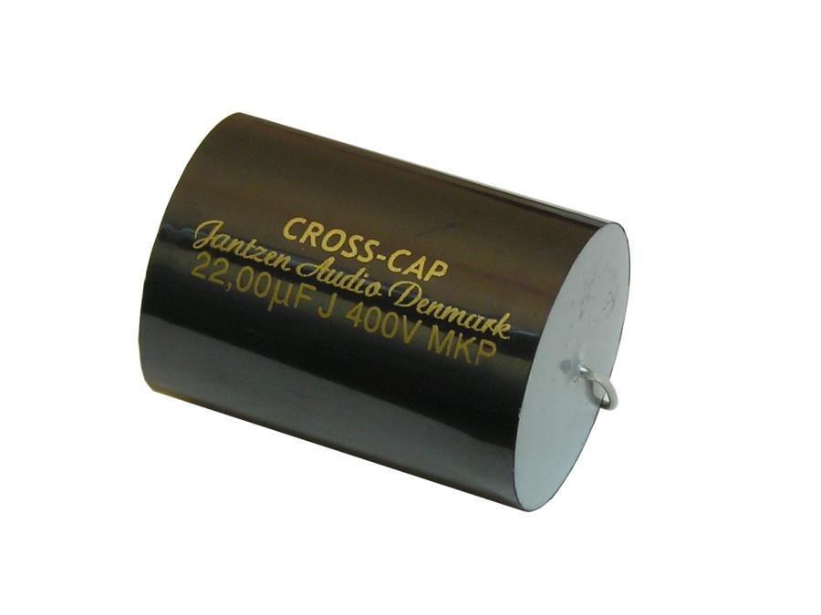 Kondensator głośnikowy MKP 22,0uF/400V