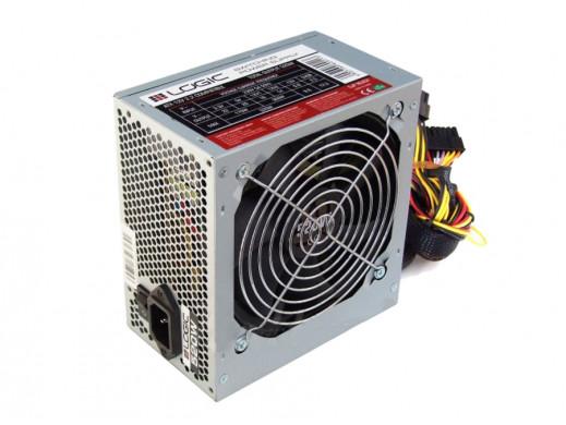Zasilacz komputerowy ATX 520W logic BigFan