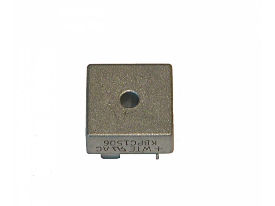 Mostek prostowniczy 25A 1000V KBPC2510 konektory