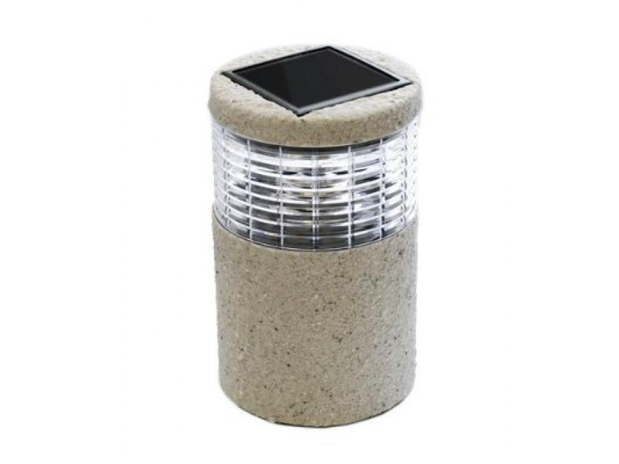 Lampa Solarna Imitacja Kamienia Csol10