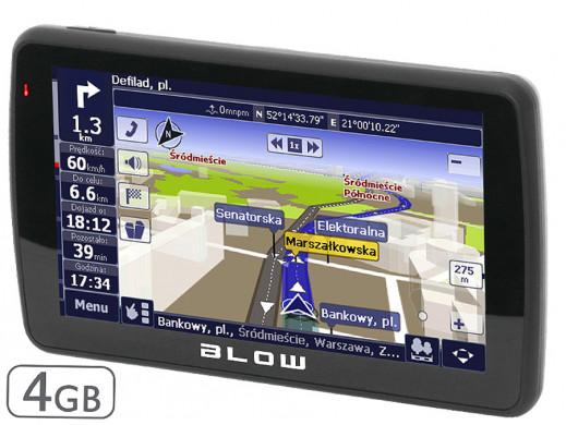 Nawigacja GPS GPS50B Flash...
