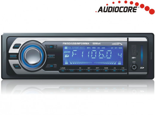 Radioodtwarzacz Audiocore AC9300B  MP3/WMA/USB/SD