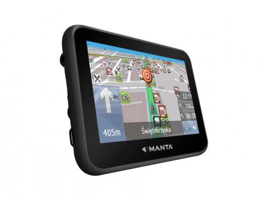 Nawigacja Manta GPS460V2