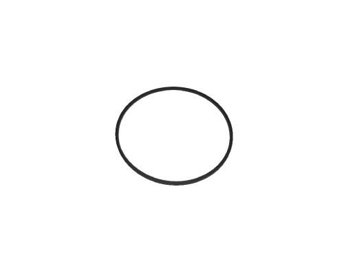 Pasek gumowy grubość 1,2mm średnica 33mm 1,2*33mm