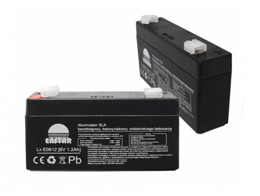Akumulator żelowy 6V 12Ah Eastar