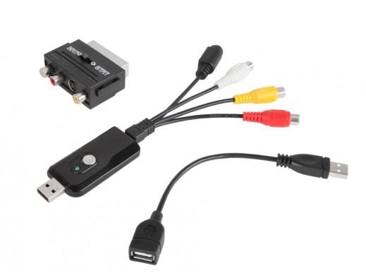 AudioGrabber URZ0192 Cabletech