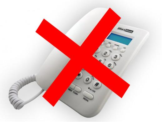 Telefon przewodowy KXT100...