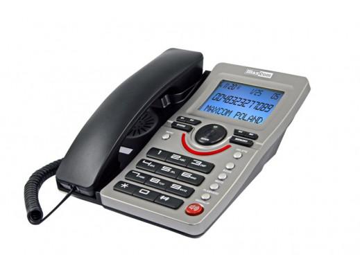 Telefon przewodowy KXT809...