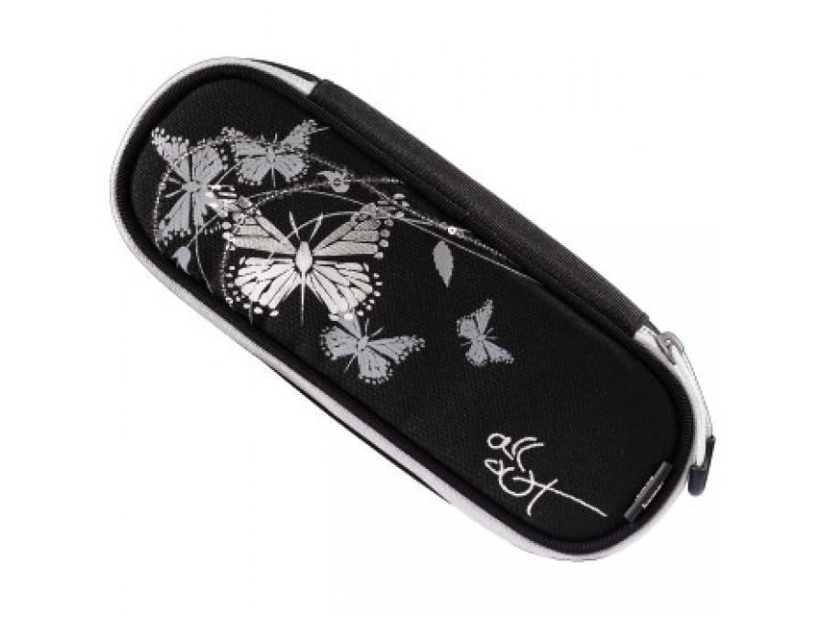Piórnik szkolny Butterfly All Out Hama