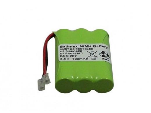 Akumulator BCO207 3xAAA...