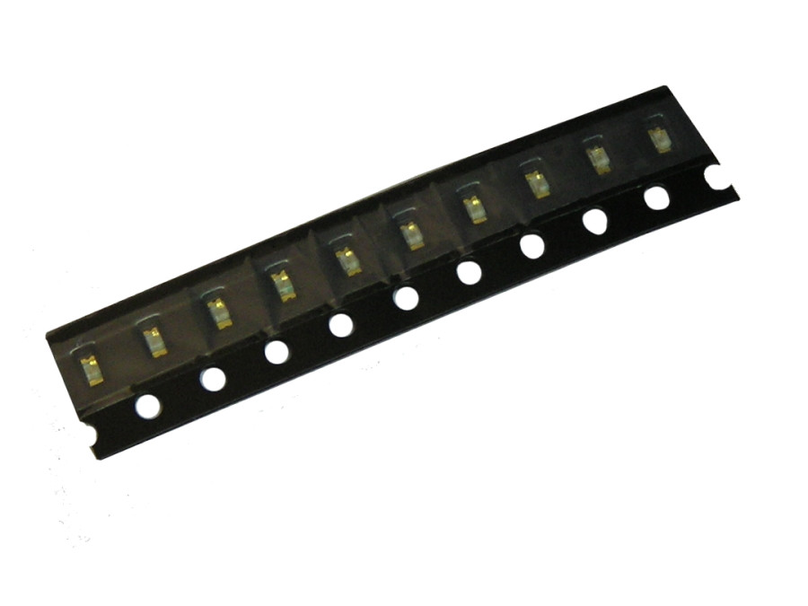 DIODA LED SMD ULTRA GREEN 8210/3210/5110/SMD kpl-10szt.