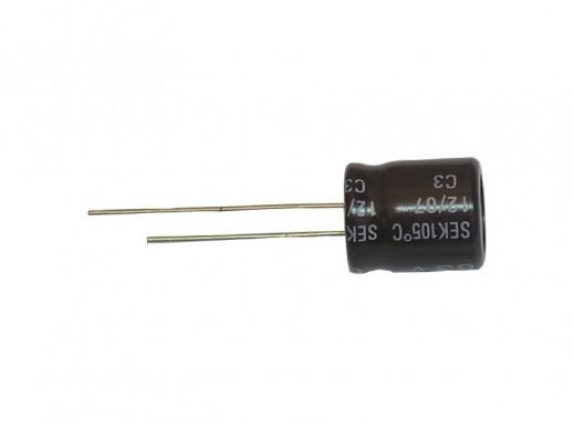 Kondensator elektrolityczny 1uF 400V 105C