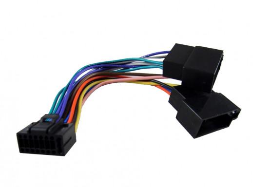 Złącze samochodowe JVC KD-LX3R iso
