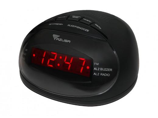 Radio z alarmem CR-316P Azusa