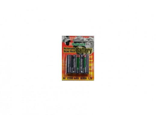 Akumulator R-06 2200mAh 1,2V Batimex