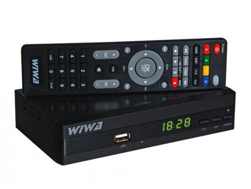 Tuner cyfrowy DVB-T HD-95 Wiwa