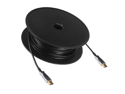 Przewód HDMI-HDMI v1.4 50m...