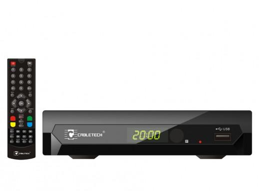 Tuner cyfrowy DVB-T MPEG-4 HD do telewizji naziemnej Cabletech