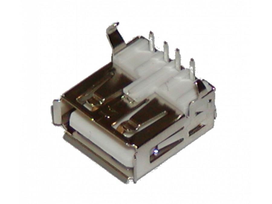 Gniazdo USB typ A  DO DRUKU POJEDYNCZE