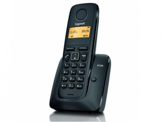 Telefon bezprzewodowy A120...