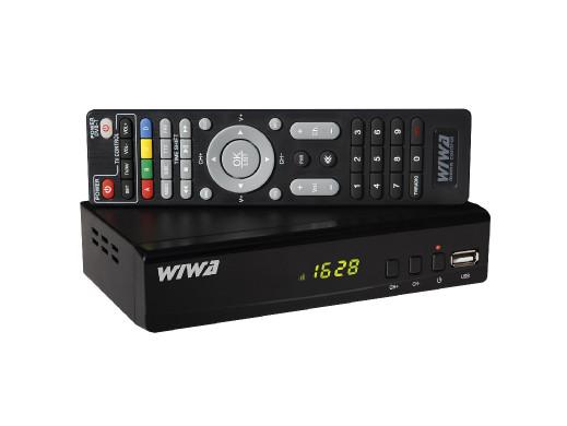 Tuner cyfrowy DVB-T Wiwa...