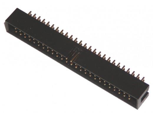 Złącze IDC gniazdo BH50 50 pin 2x25 do druku