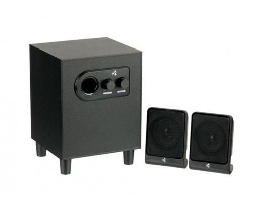 Głośniki komputerowe 2.1 Dublin I-Box