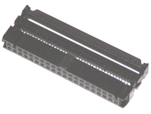 Złącze IDC wtyk FC40 40 pin 2x20 FC3040 na taśmę
