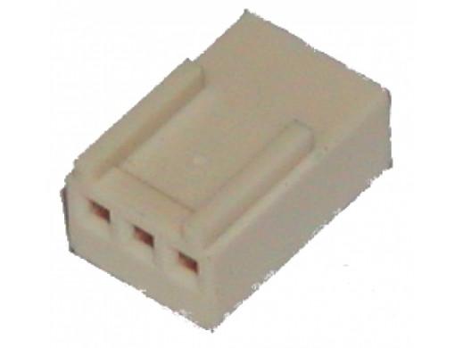 Złącze HU-03 gniazdo 3 pin bez pinów na kabel