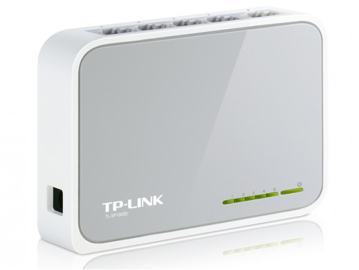 Switch TL-SF1005D 5 portów...