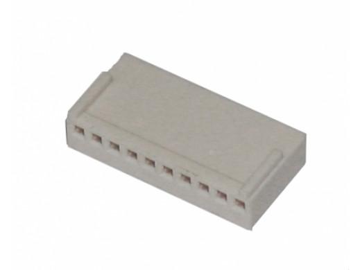 Złącze HU-10 gniazdo 10 pin bez pinów na kabel