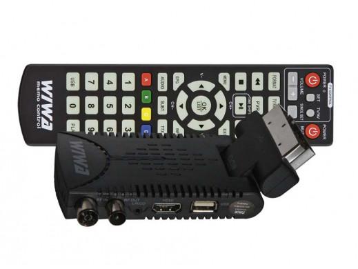 Tuner cyfrowy DVB-T HD-50...