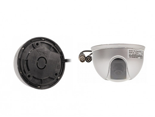 Kamera kopułkowa kolor CD6-36 600Tvl 3,6mm