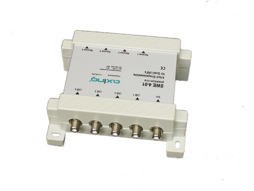Sumator RTV-SAT SWE 4-01 AXING