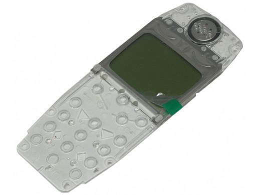 Wyświetlacz LCD Nokia 3310 z płytką i z głośnikiem